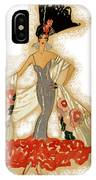 Elegant Woman IPhone Case