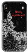 Winter's Night IPhone Case