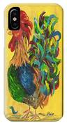 Plucky Rooster  IPhone Case