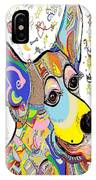 Corgi Cutie IPhone Case