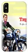 Triumph 1953 IPhone Case