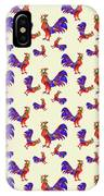 Red Rooster Art IPhone Case