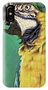 Aruba Yellow IPhone Case