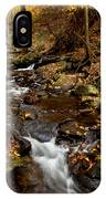 As The Water Runs IPhone Case