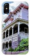 Asa Packer Mansion IPhone Case