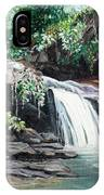 Asa Wright Falls      Sold IPhone Case