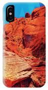 Ascension IPhone Case by Michelle Dallocchio