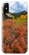 Ashcroft Cabin IPhone Case
