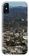 Asheville, City, Downtown, Nc, North Carolina, Mountains, Mountains, Real Estate, Blue Ridge Mountai IPhone Case