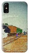 Ashland Station IPhone Case