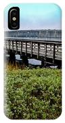 Ashley River Sc IPhone Case