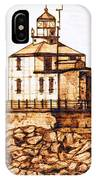 Ashtabula Harbor  IPhone X Case