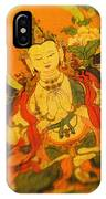 Asian Art Textile IPhone Case