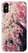 Asian Cherry Vignette IPhone Case