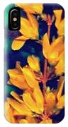 Asian Flower IPhone Case