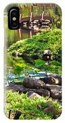 Asian Garden 3 IPhone Case