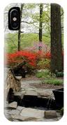 Asian Garden IPhone Case