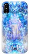 Asiaq-goddessofweather IPhone Case
