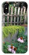 Ask Me About My Garden IPhone Case
