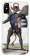 Asmodeus, King Of Demons, 18th Century IPhone Case