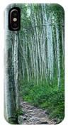 Aspen Trails  IPhone Case