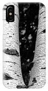 Aspen Tree Art IPhone Case