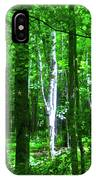 Aspens At The Chanticleer IPhone Case