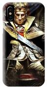 Assassin's Creed IIi IPhone Case