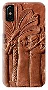 Assyrian Queen, 645 B.c IPhone Case
