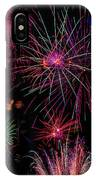 Astonishing Fireworks IPhone Case