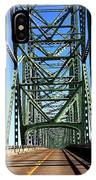 Astoria-megler Bridge IPhone Case