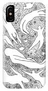 Astral Dancing IPhone Case