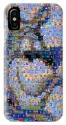 Astro Jetsons Mosaic IPhone Case