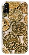 Astrology Charms IPhone Case