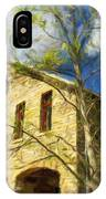 At A Winery IPhone Case
