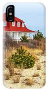 At Cape May Point IPhone Case
