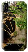 At Magdalene Bridge. IPhone Case