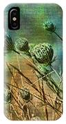 At River's Edge IPhone Case