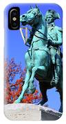 At The Battle Of Princeton IPhone Case