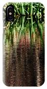 At The Edge Of The Pond IPhone Case