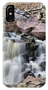 At The Falls IPhone X Case
