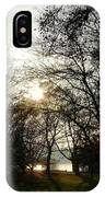 At The Rhine Bank IPhone Case