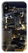 Atlanta Georgia At Night IPhone Case