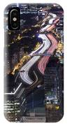 Atlanta Georgia - Evening Commute IPhone Case