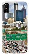 Atlanta Georgia Thrives IPhone Case
