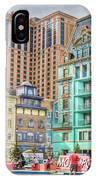 Atlantic City Boardwalk IPhone Case