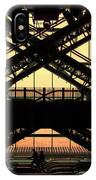 Atlantic City Mall Escalators  IPhone Case