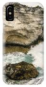 Atlantic Coastline In Bahamas IPhone X Case