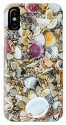 Atlantic' Shells Color IPhone Case