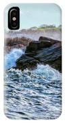 Atlantic Waves 2 IPhone Case